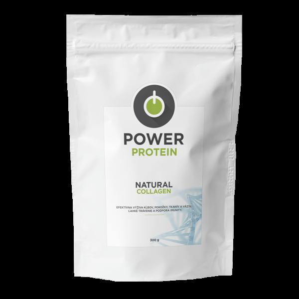 Powerlogy Natural Collagen, 300g