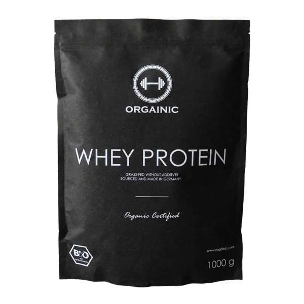 Orgainic Whey Protein