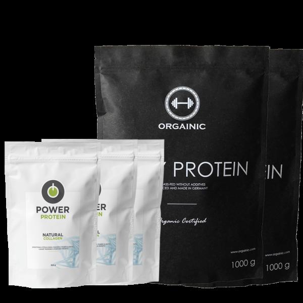 [Balík] Premium Protein Pack
